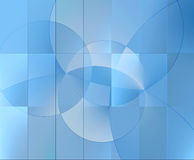 Abstract blue background for design Royalty Free Stock Photography