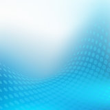 Abstract blue background. With dot pattern Royalty Free Stock Photo