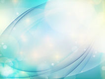 Abstract blue background. EPS 10 Royalty Free Stock Images