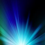 Abstract blue background. EPS 10 Stock Images