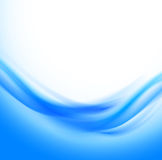 Abstract blue background Stock Photos