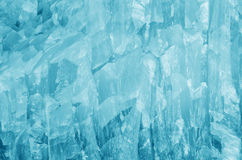 Abstract blue background from jade surface. Stock Images