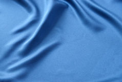 Abstract blue background luxury cloth Royalty Free Stock Photo