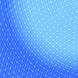 Abstract blue background mesh Stock Photography