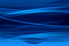 Abstract blue background, mesh texture Stock Photography
