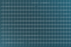 Abstract blue background. With multiple white grids Royalty Free Stock Images
