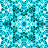 Abstract blue background pattern texture Stock Photo