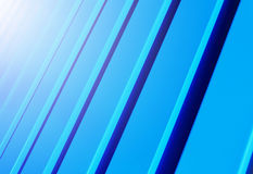 Abstract Blue Background by steel material texture Royalty Free Stock Image