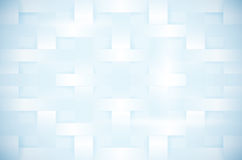 Abstract blue background in tangled paper style Royalty Free Stock Photo