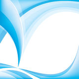 Abstract blue background,vector Royalty Free Stock Photos