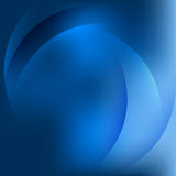 Abstract Blue Background Vector Stock Image
