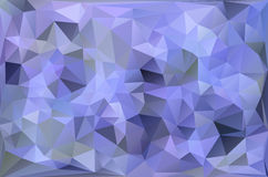 Abstract blue background vector Royalty Free Stock Images