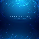Abstract blue backgrounds Royalty Free Stock Image
