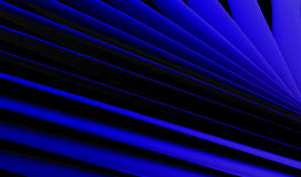 Abstract Blue Blade Wallpaper Background. Abstract Blue Background, Abstract Blue Blade Wallpaper image with black background Stock Photography