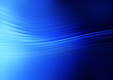 Abstract Blue Blur Background stock images