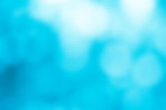 Abstract blue blur background Stock Photo