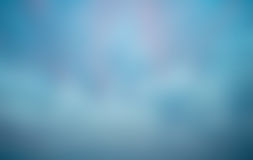 Abstract blue blurred background. Abstract blue blurred can be used as background Stock Image