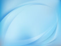 Abstract blue blurred background. EPS 10 vector Stock Photography