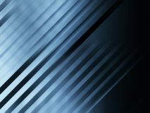 Abstract blue blurred digital background. Abstract blue digital background, pattern of diagonal blurred lines. Computer graphic, 3d illustration Stock Photos
