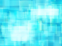 Abstract blue cell background Royalty Free Stock Photo
