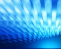 Abstract blue circles Stock Image