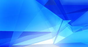 Abstract Blue Clean Background with copyspace. Abstract Blue ackground with copyspace Stock Photography