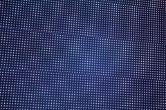 Abstract blue color digital monitor stock photography