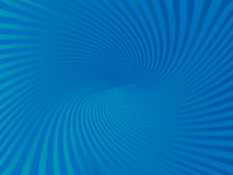 Abstract blue color glowing background stock illustration
