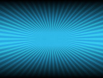 Abstract blue color and line glowing background Stock Images