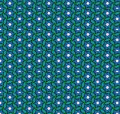 Abstract blue color pattern wallpaper. Abstract blue color pattern background royalty free illustration