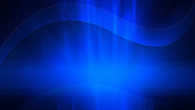 Abstract blue desktop background royalty free illustration