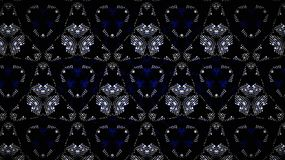 Abstract blue diamond exclusive shine wallpapers. Abstract blue diamond exclusive silver white shine background vector illustration