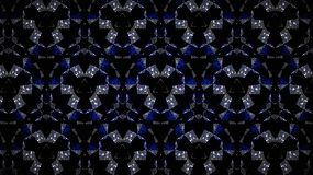 Abstract blue diamond exclusive shine wallpapers. Abstract blue diamond exclusive silver white shine background royalty free illustration