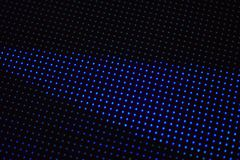 Abstract blue digital monitor background royalty free stock images