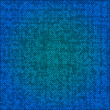Abstract blue dots background Royalty Free Stock Photography