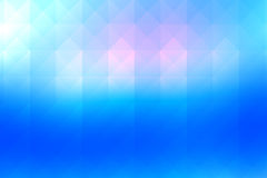 Abstract blue effect background 2 Stock Image