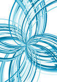 Abstract Blue Explosive. Illustrations vector of Abstract Blue Explosive stock illustration