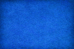 Abstract blue felt background Stock Photos