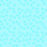 Abstract blue gentle seamless background for web site Royalty Free Stock Photography