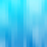 Abstract blue geometric stripped background Stock Images