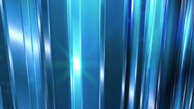 Abstract Blue Glass Background Loop Stock Images