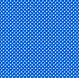 Abstract blue glossy seamless surface. Royalty Free Stock Photography