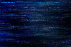 Abstract blue glow weave. Royalty Free Stock Images