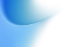 Abstract Blue Gradient Flare Background Royalty Free Stock Image
