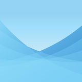 Abstract Blue Gradient Vector Background Stock Images