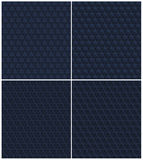 Abstract blue grains pattern Stock Photos