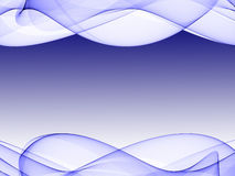Abstract blue graphic Royalty Free Stock Photo