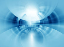 Abstract blue graphics background Royalty Free Stock Image
