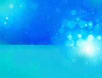 Abstract blue graphics background for design Stock Photo