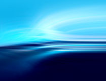 Abstract blue graphics background fo design Royalty Free Stock Photo